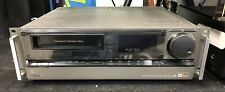 Sony Betamax EDV-9500 with Remote - Stereo Video Cassette Recorder