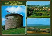 Bad Kissingen Bismarckturm Mehrbild-AK Am Sinnberg, Fernansicht 2000