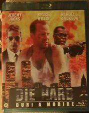 Die Hard 3 Duri A Morire Blu-Ray fuori catalogo - Bruce Willis