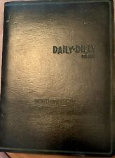 1965 Black Planner Daily Planner Nw Brewers Supply Codailydilly Humorous