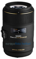 Sigma EX 105 f 2.8 Macro Makro DG OS HSM für Canon EOS 105mm 2,8 Neuware
