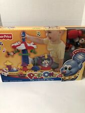FISHER PRICE LITTLE PEOPLE POP ONZ Pop n Musical Big Top Circus NEW IN BOX G4811