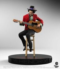 Jimi Hendrix - 2nd Edition Rock Iconz Statue-KNUJIMI200-KNUCKLEBONZ