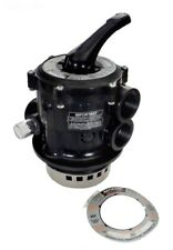 Hayward SP07121 Top Mount 6-Way Swimming Pool Sand Filter Valve USe with S160T