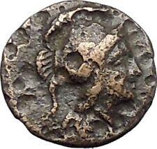 PERGAMON in MYSIA 310BC Hecules Athena Authentic Ancient Greek Coin i48674