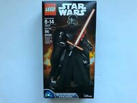 LEGO 75117 Star Wars Kylo Ren Buildable Figure - New Sealed