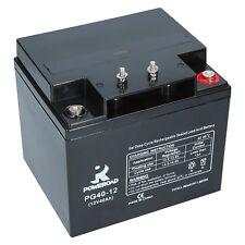 Gel Batterie 12V 40Ah Poweroad PG40 12 Deep Cycle GEL Rollstuhl, Elektromobile