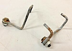 Belt Guides for a Simplicity Sno-Away 7 Snow Blower 7hp Engine 55cm