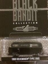 Greenlight BLACK BANDIT Series 12.  1968 Volkswagen Type 2 Bus