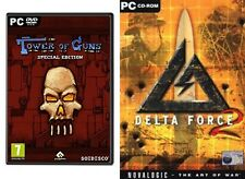 Tower of guns édition spéciale & delta force 2 new & sealed