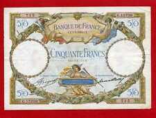 (G 715) 50 FRANCS (LUC OLIVIER MERSON ) 1/03/1934 (TTB+)
