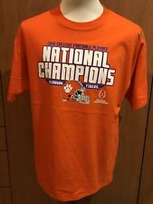 Clemson Tigers 2018-2019 Football National Championship T-Shirt X-Large NEW