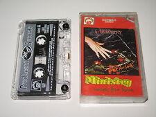 MINISTRY - Work For Love - MC cassette tape /3271