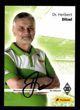 Scharrenbroich Ditzel AUTOGRAFO biglietto Borussia Mönchengladbach 2014-15 origina + a 171513