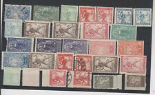 SLOVENIA YUGOSLAVIA nice lot MLH/used 7 pictures