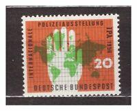 S31573) Germany 1956 MNH Police Exposition 1v