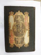 LES DOUZE MOIS & RELIE A  LA SUITE LES QUATRE SAISONS D ALIDA DE SAVIGNAC 1857