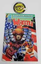 Malibu Wrath Vol.1 No. 1 January 1994 Ultraverse Comic Book