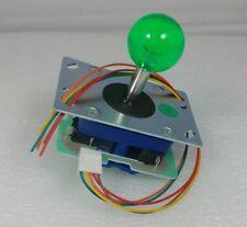 Japan Seimitsu Clear Green Joystick With 5 Pin Hanress Arcade Parts LS-32-10
