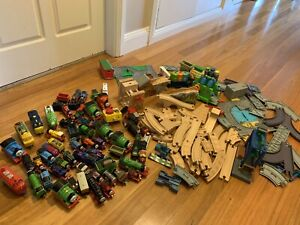 Huge Collection Of Toy Train Sets - Includes Thomas and Chuggington
