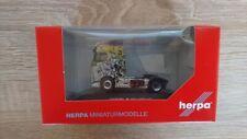 "Herpa 110983 - 1/87 Volvo FH Gl. Zugmaschine ""Pflumm Castro Zolre"" - Neu"
