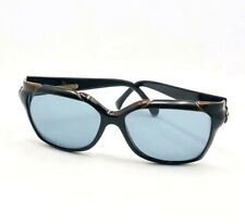 BALENCIAGA SUNGLASSES LADIES OVERSIZED RARE BLACK BROWN VINTAGE