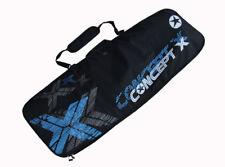 Concept X STR 147 SingleKiteboard-Bag Kite Tasche für Flug und Reise schwarz