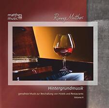 Hintergrundmusik, Vol. 4 [Gemafreie Musik; Label: Matthesmusic - Ronny Matthes]