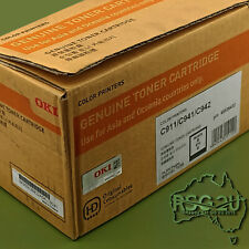 OKI GENUINE TONER CARTRIDGE BLACK 45536432 C911 / C941 / C942