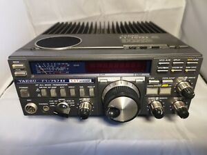 Yaesu FT-757SX HF Transceiver 100w Boxed Great Condition BOXED