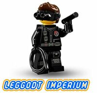 LEGO Minifigure Series 16 - Spy - minifig col16-14 FREE POST
