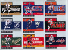 2015-16 UPPER DECK TIM HORTONS COMPLETE DIE-CUT SET TH1-TH15 !!!