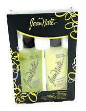 Jean Nate Revlon Box Set After Bath Splash Mist - Hydrating Body Lotion 8oz. NEW