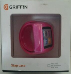 Griffin Slap Case for iPod nano 6th generation 8gb 16gb Pink