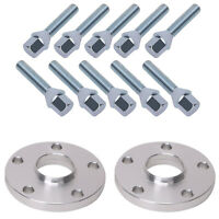 Ford Focus Mk2/Mk3 Hubcentric Wheel Spacer 5x112, 15mm thick, 63.4mm Centre