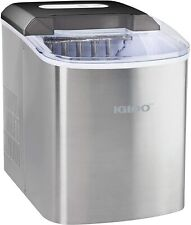 New ListingIgloo Iceb26Ss Automatic Portable Electric Countertop Ice Maker Machine, New