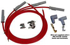 Universal Spark Plug Wire Set fits 1975-2001 Pontiac LeMans 6000 Sunfire  MSD IG