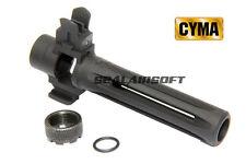 CYMA Metal Front Sight With Flash Hider Set For M14 CM032 AEG CYMA-HY130