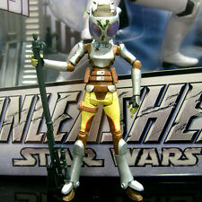 STAR WARS the clone wars CATO PARASITTI bounty hunter CW37