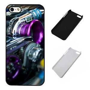 JDM Turbo plastic phone case Fits iPhone
