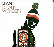 KEANE - IS IT ANY WONDER 2006 UK DIGIPAK CD SINGLE ISLAND - CID934 TOM CHAPLIN