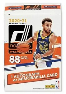 Donruss 20-21 NBA blaster box