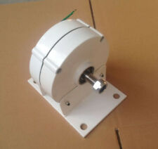 WindZilla 12 V / 24 V AC Permanent Magnet Generator Wind Turbine Motor 400W