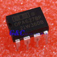 2PCS OP AMP IC BURR-BROWN/BB/TI DIP-8 OPA627BP OPA627BPG4 new