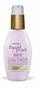 OGX Smoothing + Liquid Pearl Luminescent Serum, 3.8 Ounce