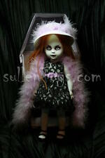 Living Dead Dolls Betsy Series 23 Tea Party Open Complete LDD Mezco sullenToys