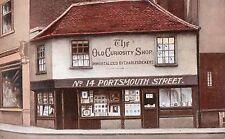 London - Old Curiosity Shop - Postcard Franked 1930