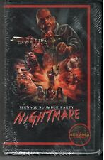Teenage Slumber Party Nightmare (VHS CLAMSHELL) New & Sealed! SLASHER!