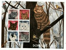 VINTAGE CLASSICS - Sierra Leone Cats - Sheet Of 6 - MNH
