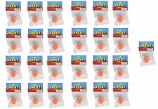 25 SETS OF STEEL METAL JACKS WITH RUBBER SUPER BALL, CLASSIC KIDS TOY FREE SHIP